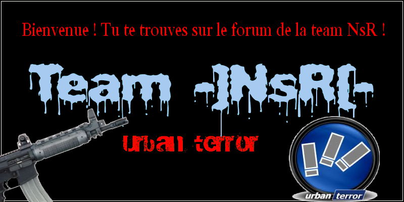 NsR Team Index du Forum
