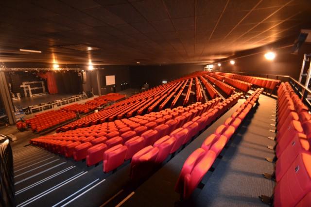 salle spectacle dammarie les lys