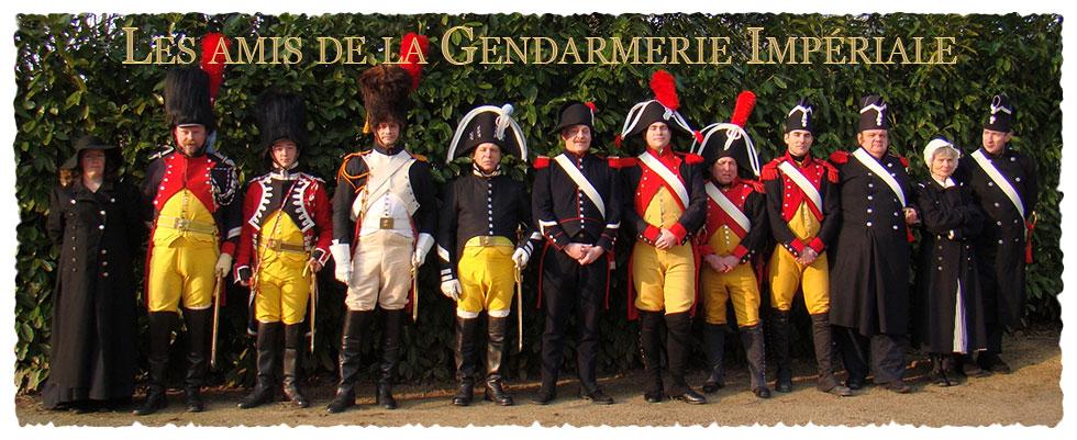 les amis de la gendarmerie impériale Index du Forum