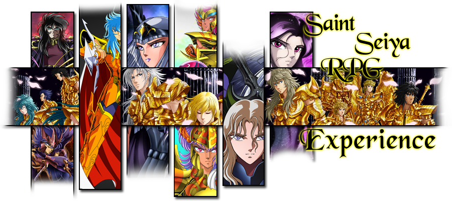 SAINT SEIYA RPG EXPERIENCE Index du Forum