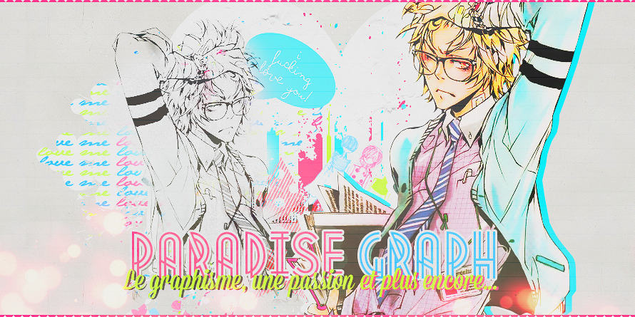 ~★paradise graph☆~ Index du Forum