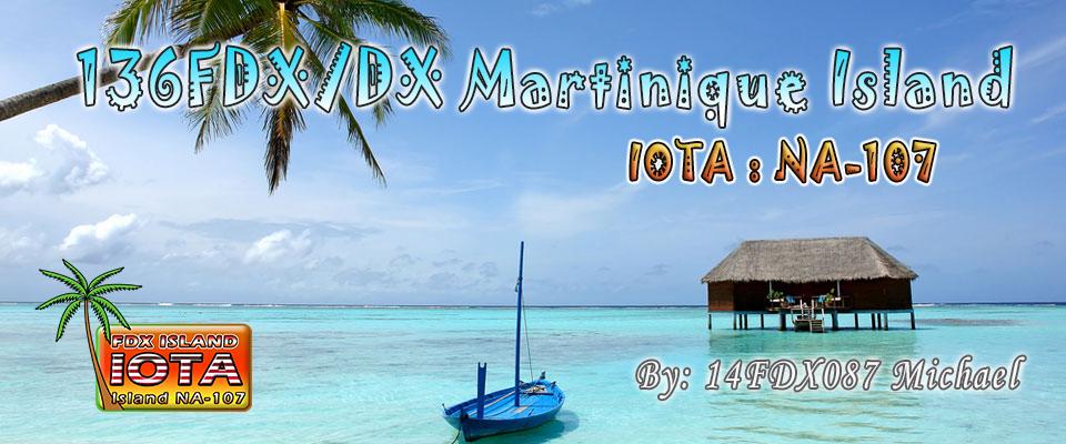 Technique radio dx partage 136fdx dx ile de la martinique iota na107 - Bureau de poste colomiers ...