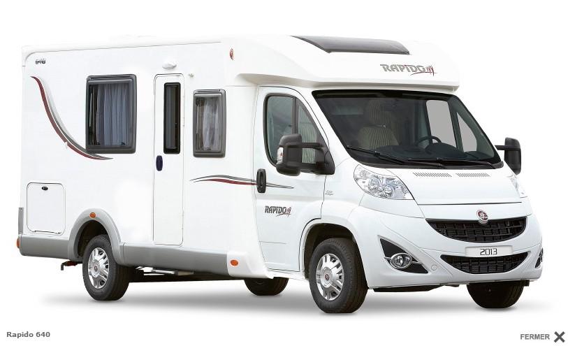 Forum camping car par marque nouveaux produits rapido - Camping car profile occasion lit central ...
