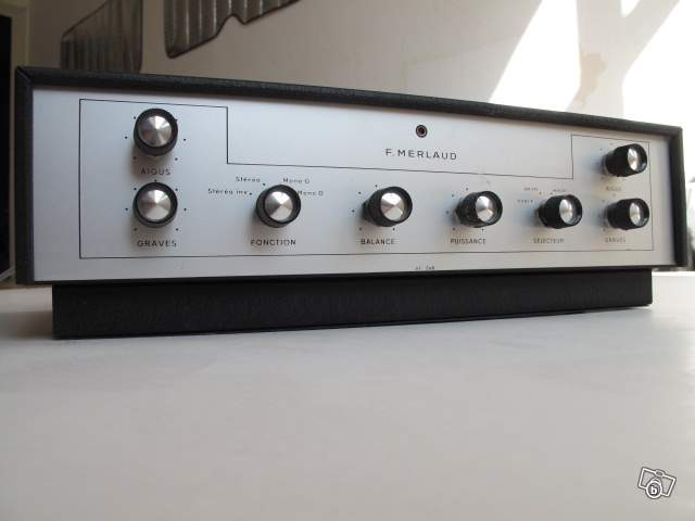 thorens idler ampli cibot tube st r o 2x10watt. Black Bedroom Furniture Sets. Home Design Ideas