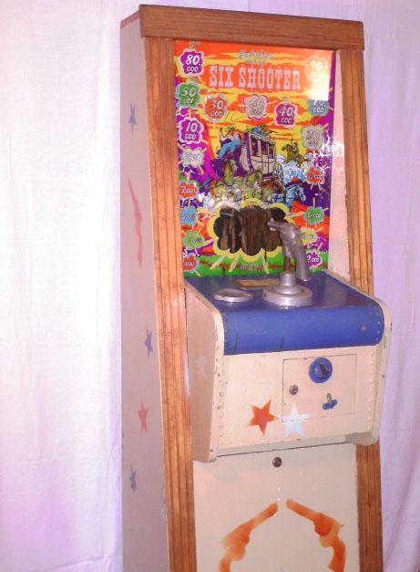 retro flip trois jeux de tir lectrom caniques vendus. Black Bedroom Furniture Sets. Home Design Ideas