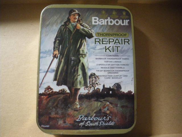 Barbour Produit Entretien
