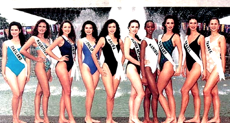 MISS & CIE ♔ :: 1994 MISS UNIVERSE PAGEANT - MANILA, PHILIPPINES