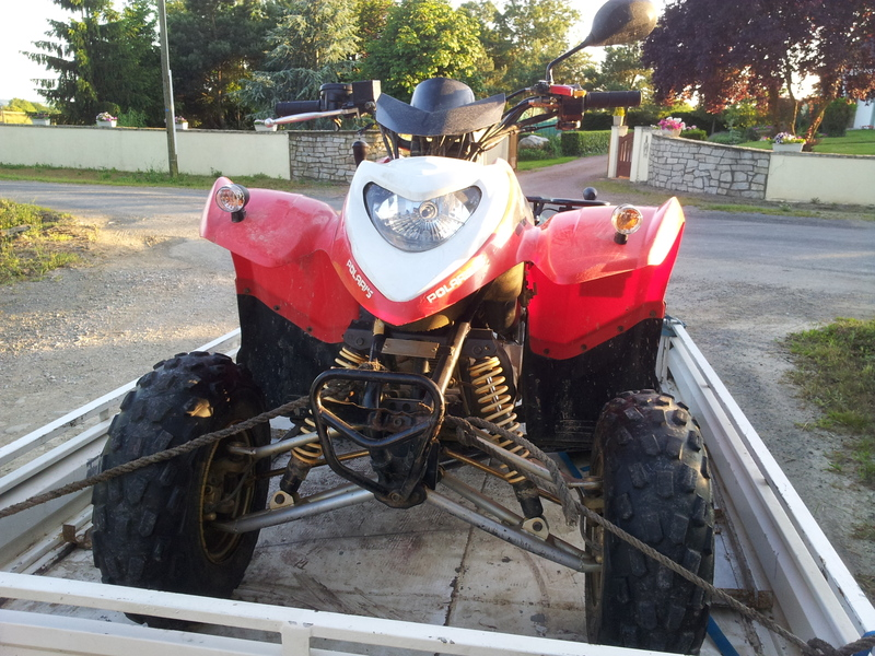 quad polaris 200 phoenix avis