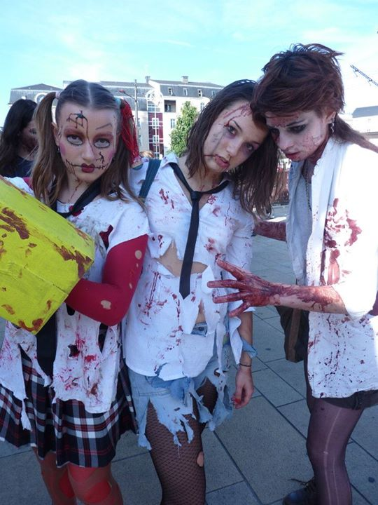 Les f es tisseuses faux sang - Fabriquer du faux sang ...