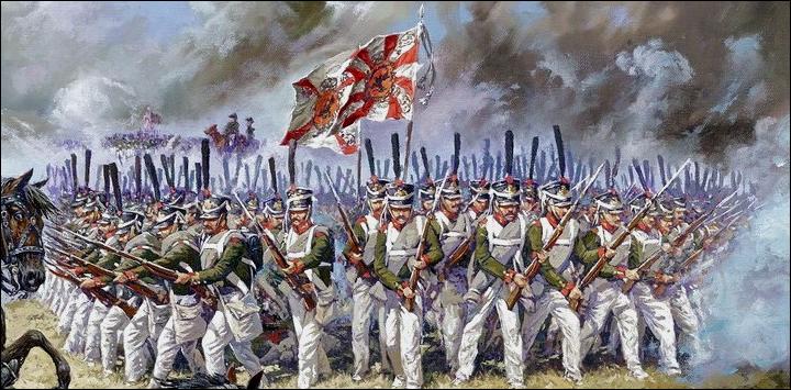 La 2ème Division de la Garde : Présentation et historique. 002emedg02-42c9629