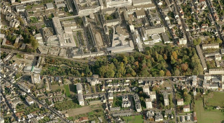 Touraine insolite jardin botanique de tours for Jardin botanique tours