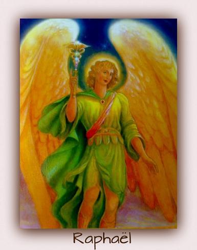 guérisons miraculeuse raphaël