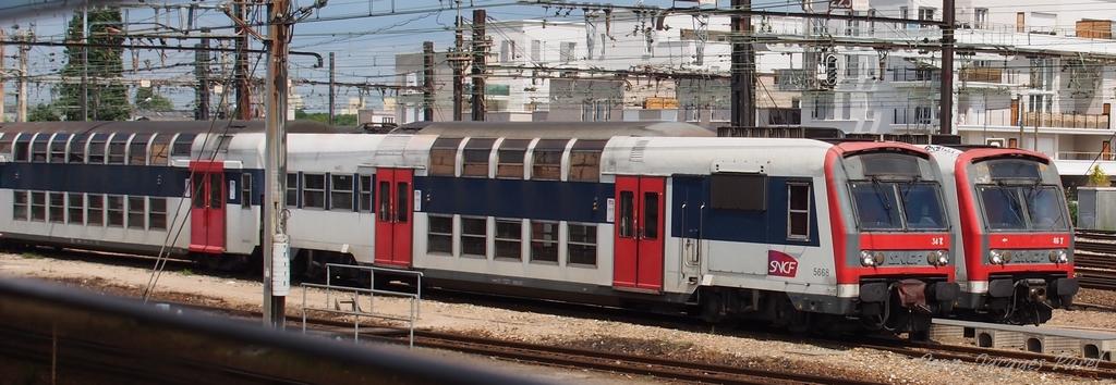 Spot du jour ferroviaire. Nouvelles photos postées le 28 Novembre 2016 Z5668-sncf-transilien-3ed4085