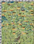 La 2ème Division de la Garde : Présentation et historique. Carteberezina02-42c8ebf