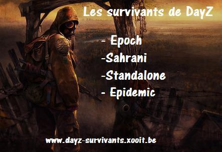 les survivants Index du Forum