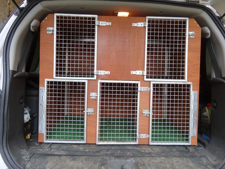 Le forum chasse et chien vos caisses de transport pour for Canisse sur mesure