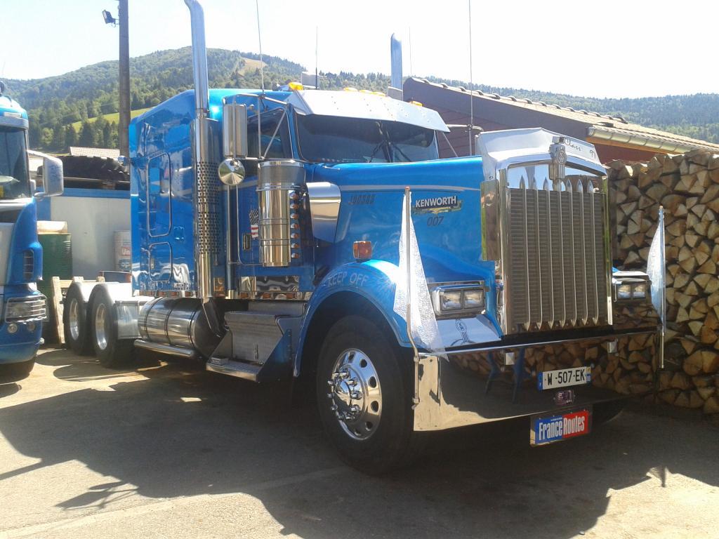 Technique tp camions americain for Camion americain interieur