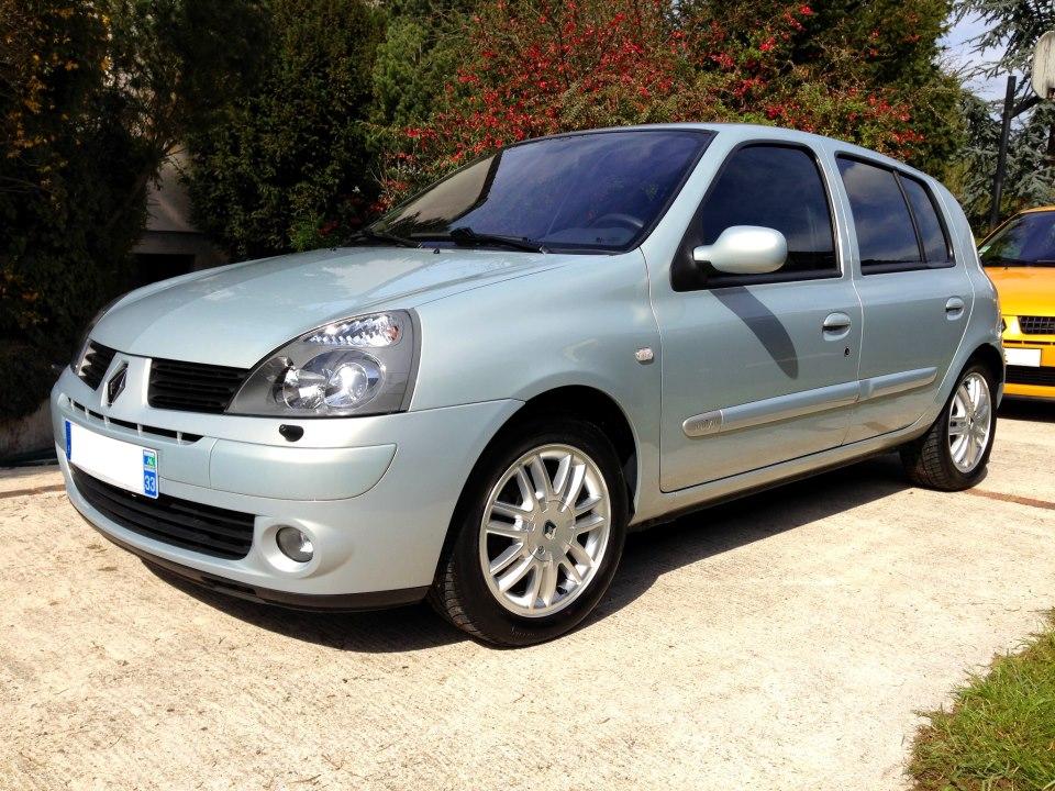 Clio 2 2 luxe privil ge 1 5l dci 80 de antho43 des news Boudins de portes