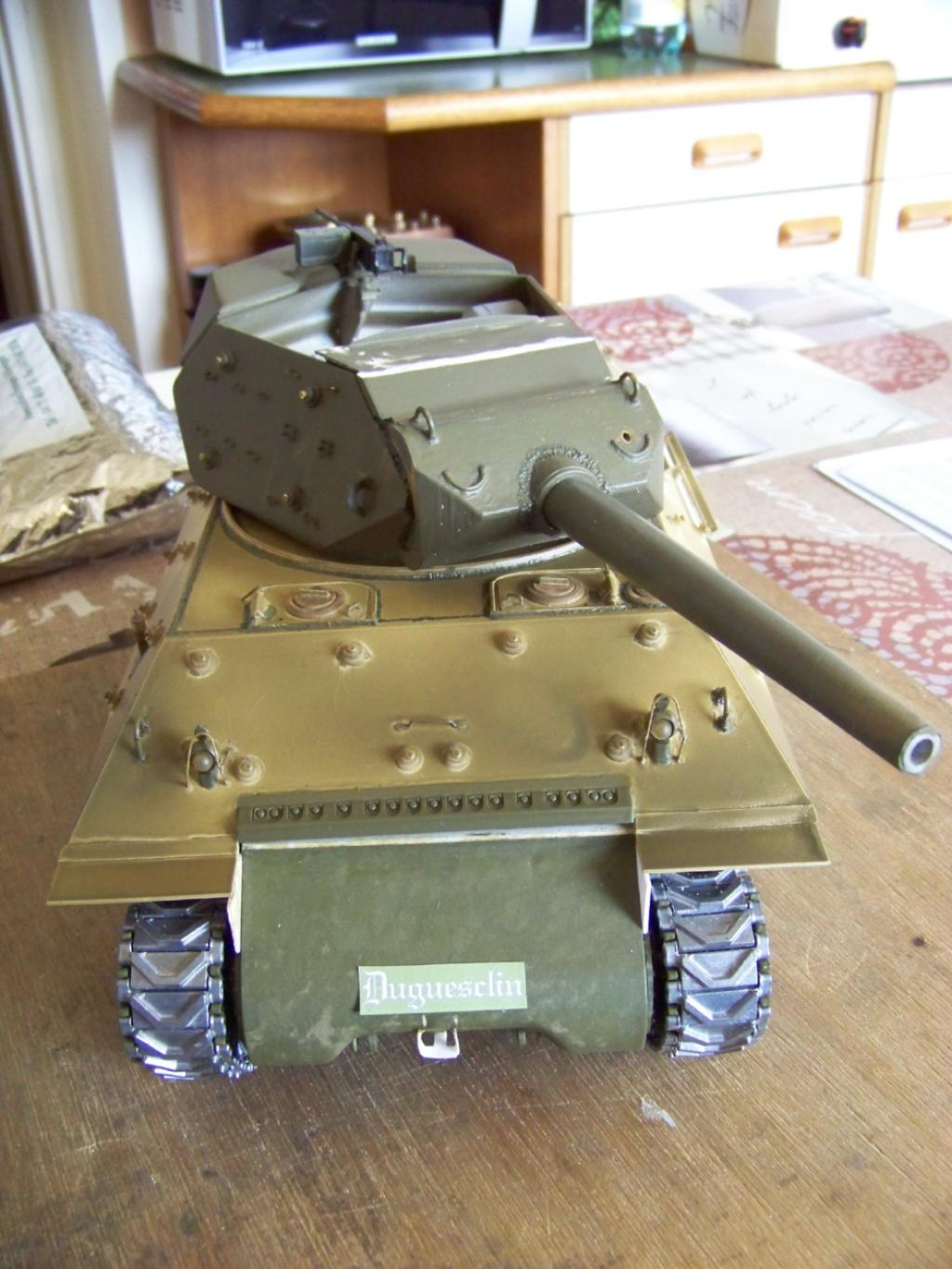 3-inch Gun Motor Carriage M 10 Tank Destroyer 117-3e98003