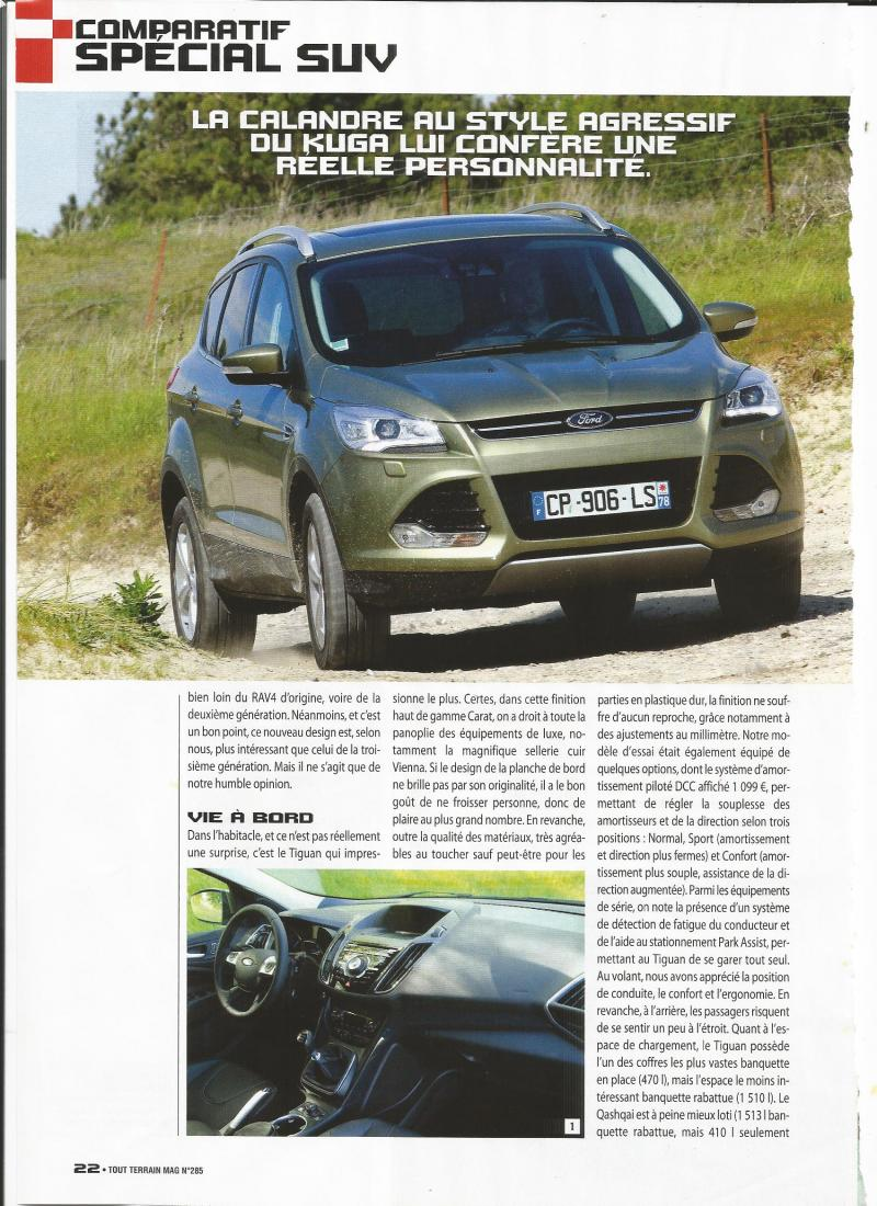 passion suv comparatif suv par 4x4 tt magazine de juin. Black Bedroom Furniture Sets. Home Design Ideas