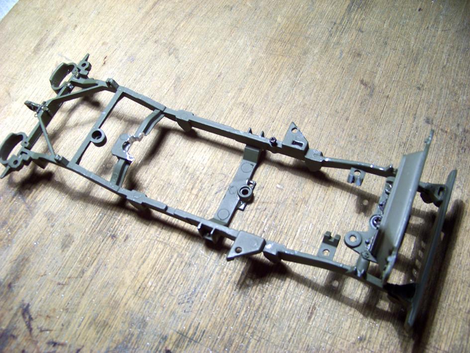 Jeep Danbury 1/16e, motorisée Sumo + remorque Bantam 1/4 t 100_2802-42b599c