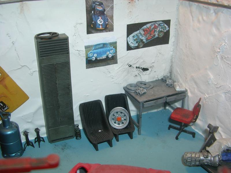 Alpine et renault sportives de l 39 aisne diorama for Bureau 02 laon
