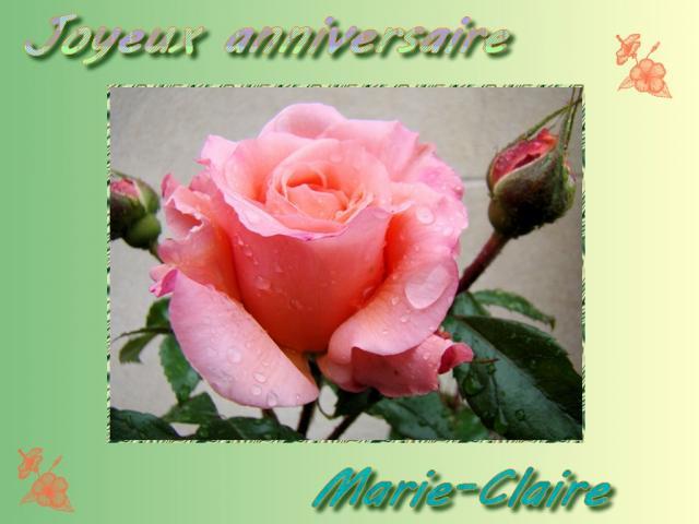 50 S Pour Toujours Bon Anniversaire Marie Claire