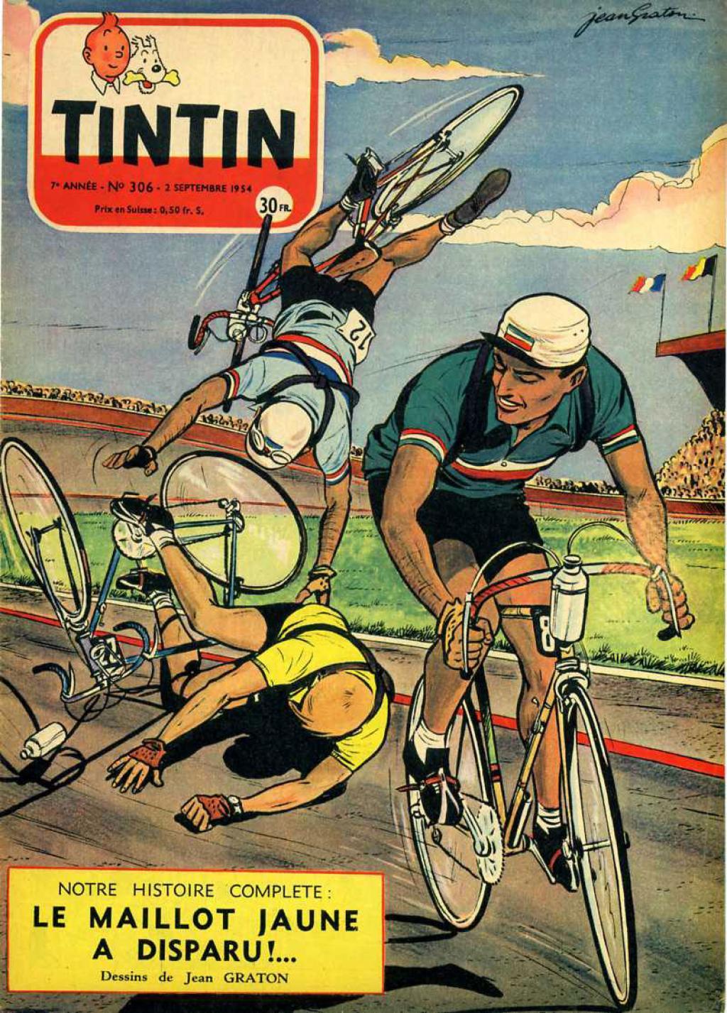 Le Forum Tintin Tintin Et La Grande Boucle