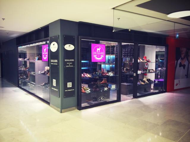 Depiedencap :: Ouverture Boutique Jmlegazel!