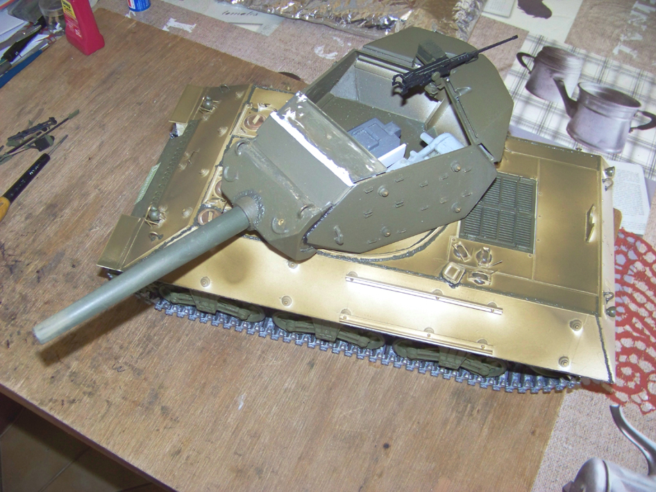3-inch Gun Motor Carriage M 10 Tank Destroyer 114-3e97fef