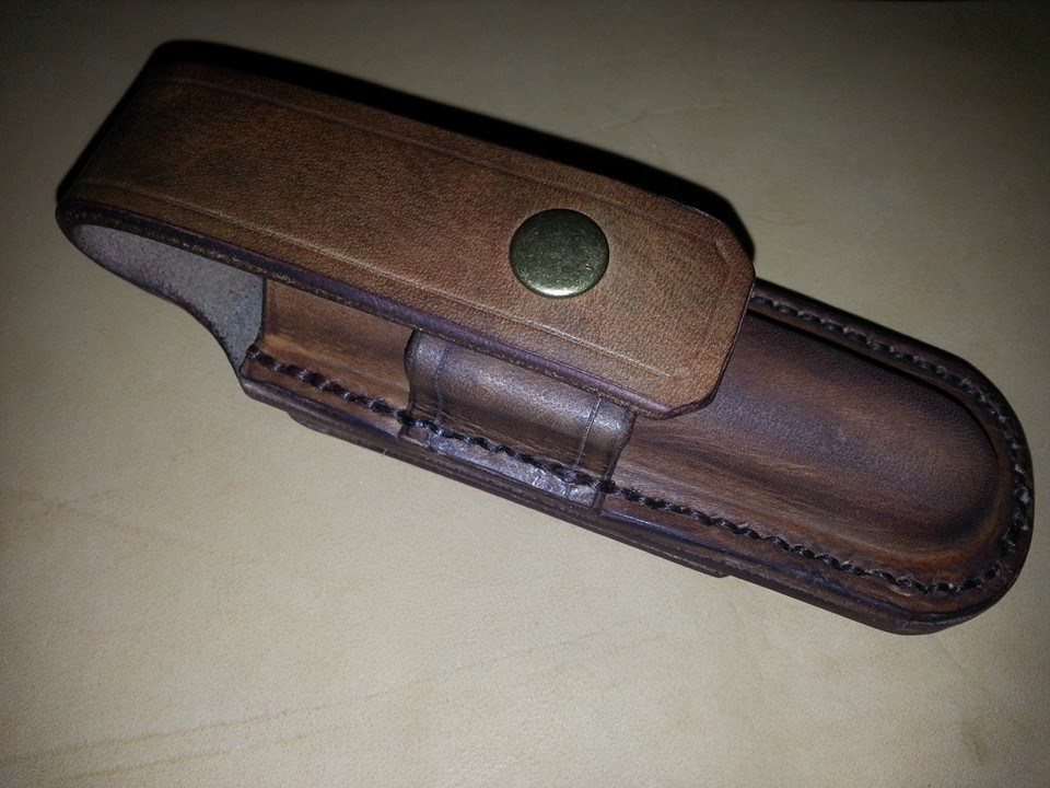 Etui stylo en cuir moul - Comment enlever du stylo sur du cuir ...