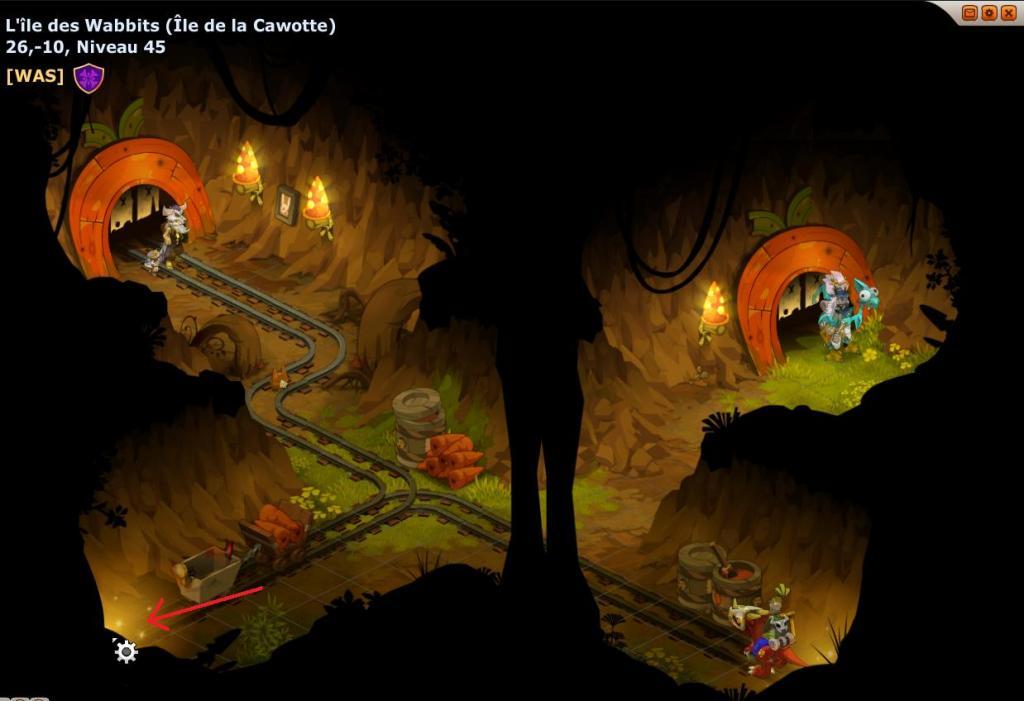 De Sebaboudra Le Chemin Pour Le Wabbit Gm