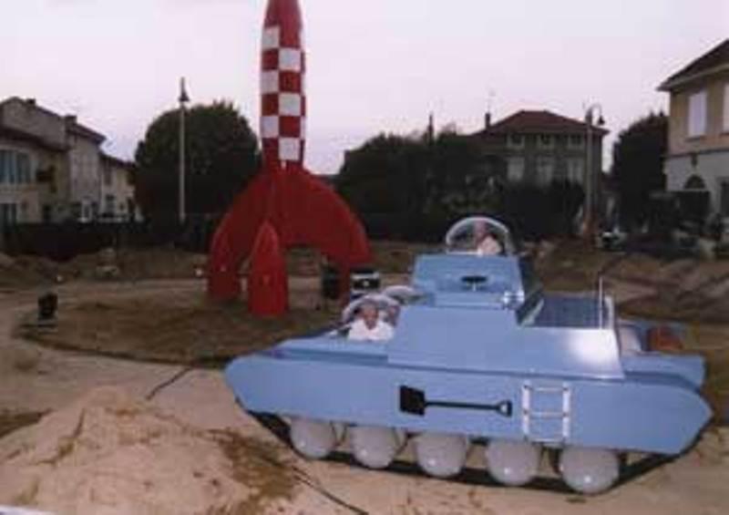 2e Rencontre Internationale Tintinophile de Chabeuil