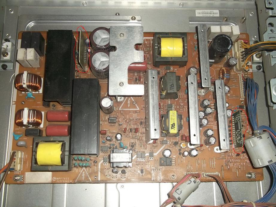 Teleservice forum d pannage electronique besoin d 39 aide pour detecter u - Comment detecter une panne electrique ...