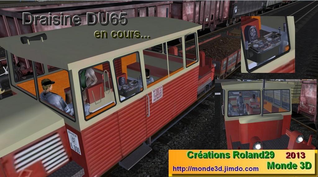 Trainz Orient Express :: Draisine DU65