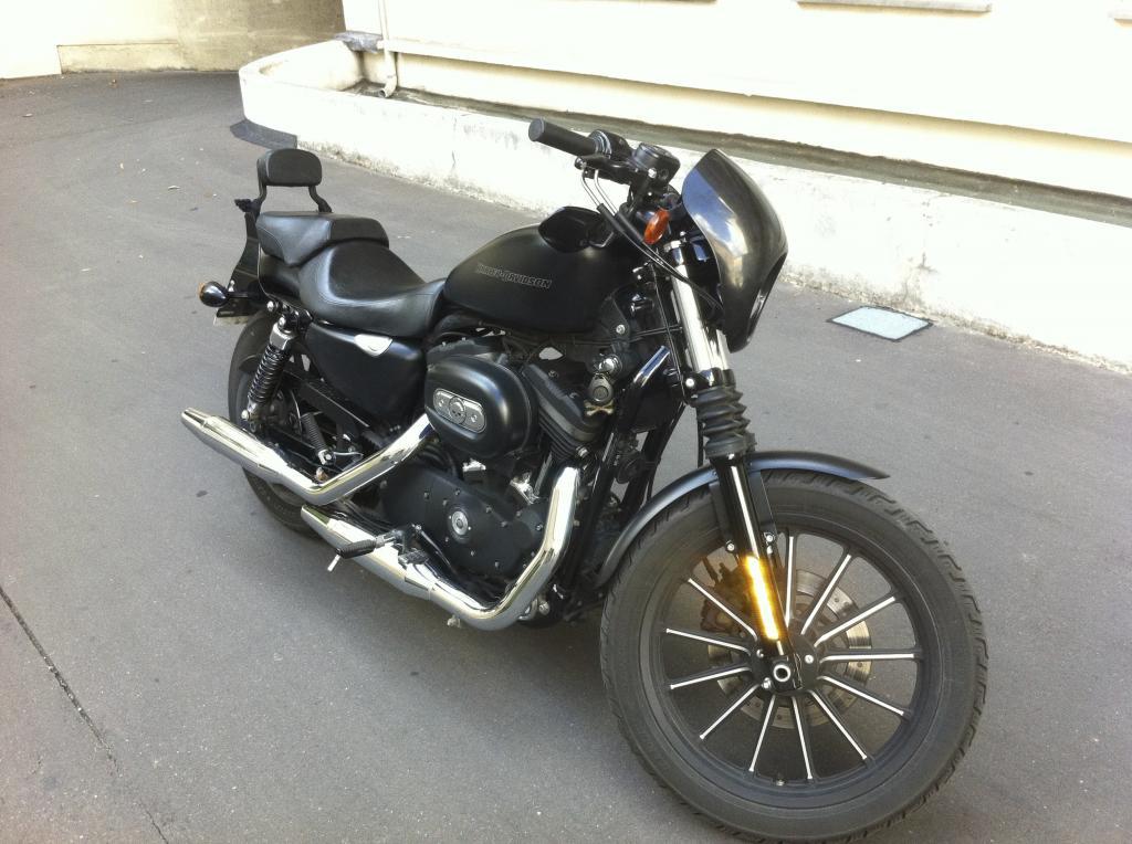 Harley Iron 883 1