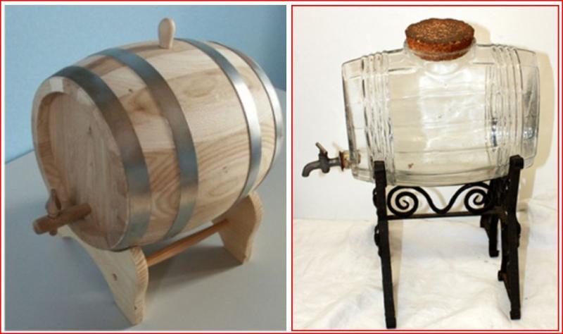 outils anciens art populaire trouv vinaigrier. Black Bedroom Furniture Sets. Home Design Ideas