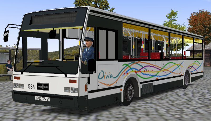 bus wip vanhool a500 vtrans forum. Black Bedroom Furniture Sets. Home Design Ideas