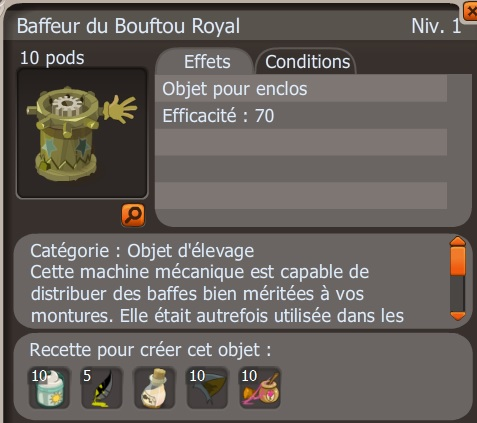 Comment élevez des DD ? Baffeur-4160818