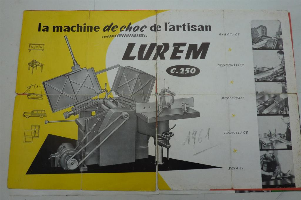 Courroie lurem c200