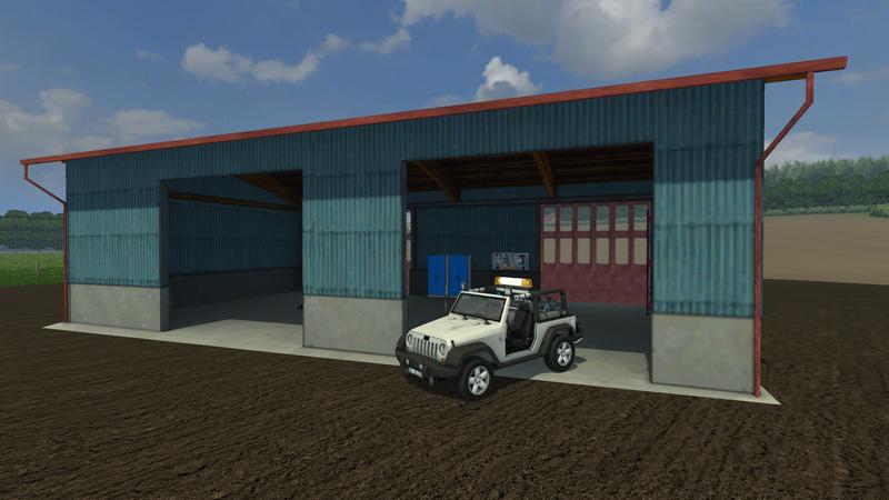 Agri ls forum kit r paration v hicule for Location garage reparation voiture