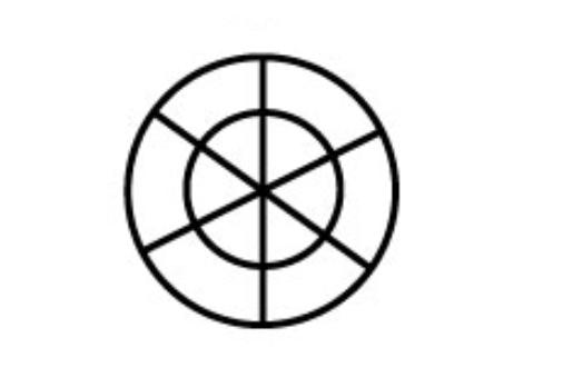 Étranges traces circulaires cutanées.  A0111a-41961e9