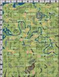 La 2ème Division de la Garde : Présentation et historique. Carteberezina01-42c8e70