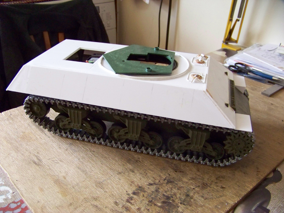 3-inch Gun Motor Carriage M 10 Tank Destroyer 31-3e2c909