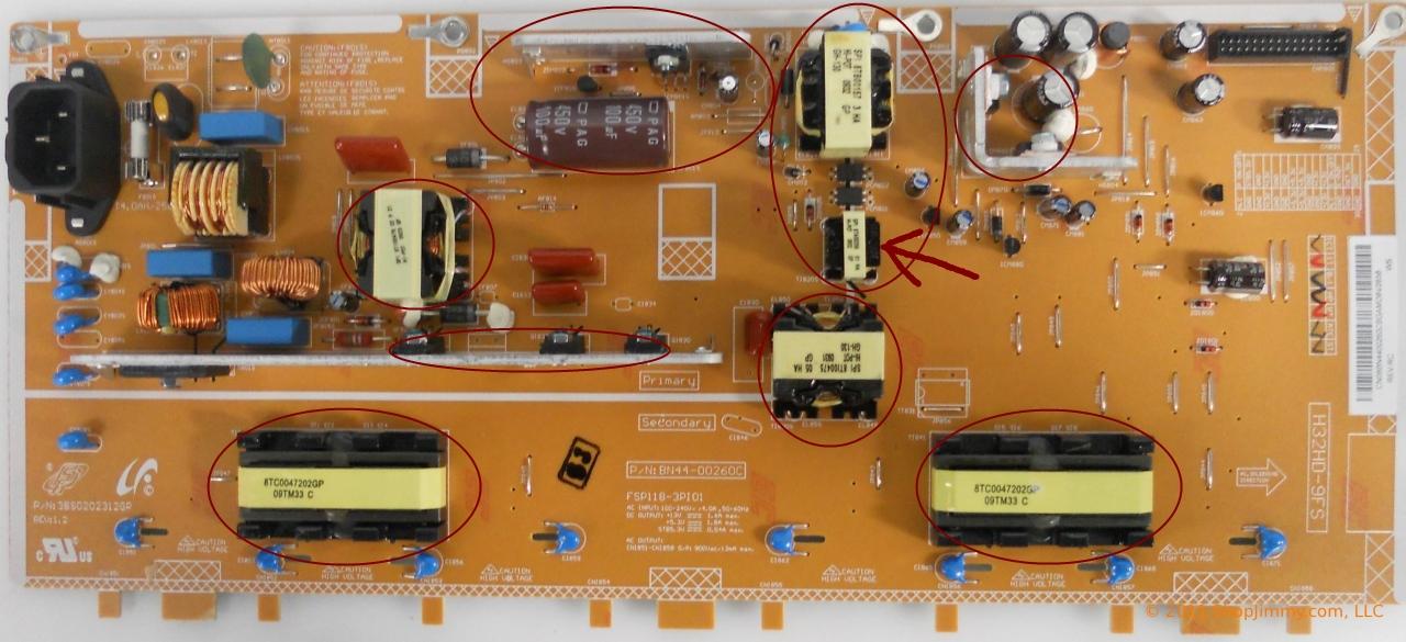 Schema Elettrico Tv Samsung : Teleservice forum dépannage electronique résolu