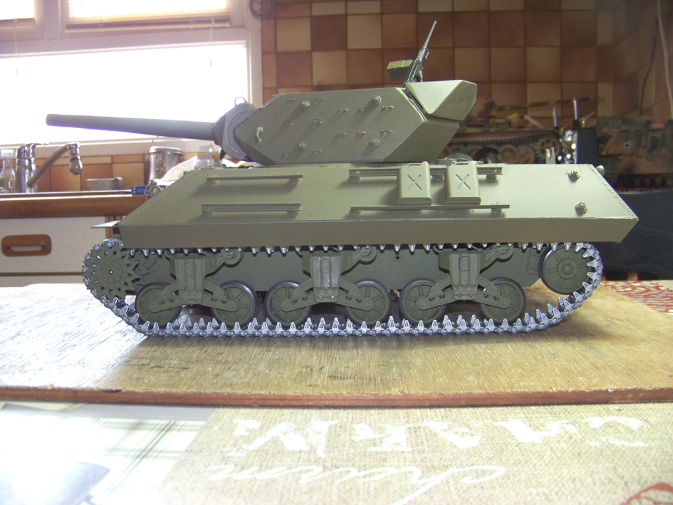 3-inch Gun Motor Carriage M 10 Tank Destroyer 14-3e9e5ea