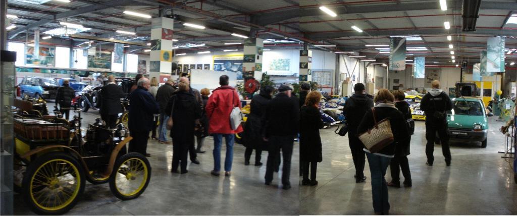 Les Renault D Avant Guerre Visite De L Atelier De Flins