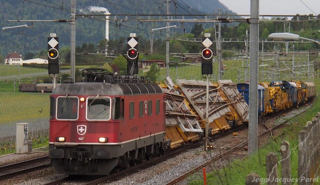 Spot du jour ferroviaire. Nouvelles photos postées le 28 Novembre 2016 Re-66-11627-luter...z-cff_02-3de9088