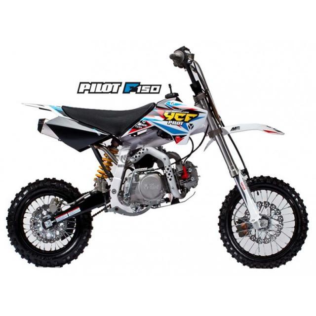 choix dirt bike 125 crz ou 125 ycf ?