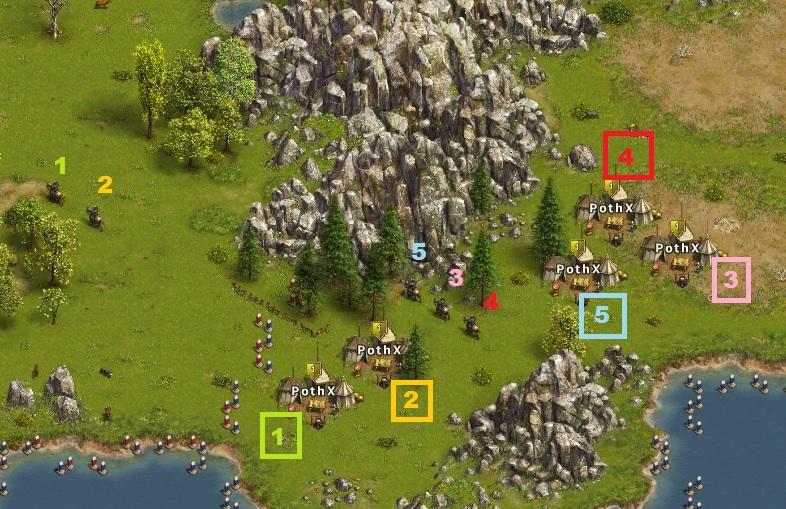 Guilde des thx the settlers online le vaillant petit - Div in div position ...